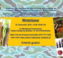 Winterbasar 2016