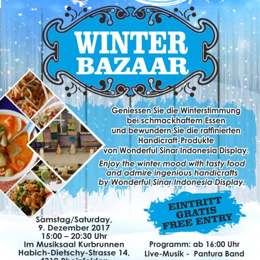 Flyer Winter Bazaar