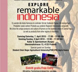 Explore Remarkable Indonesia